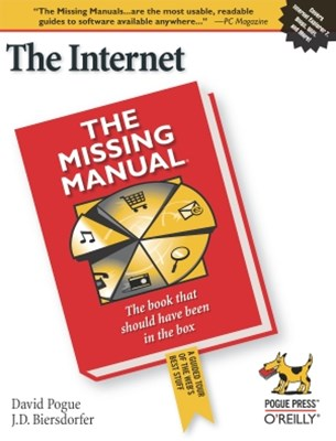 (ebook) The Internet: The Missing Manual
