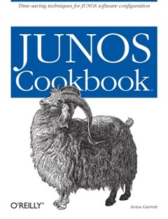 (ebook) JUNOS Cookbook