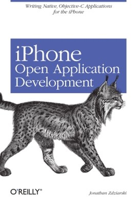 iPhone Open Application Development