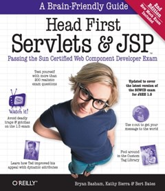 (ebook) Head First Servlets and JSP