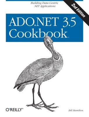 ADO.NET 3.5 Cookbook