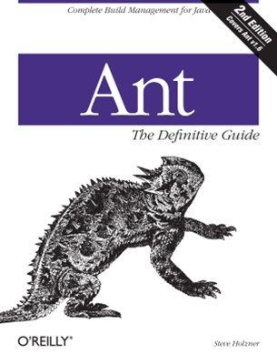 (ebook) Ant: The Definitive Guide