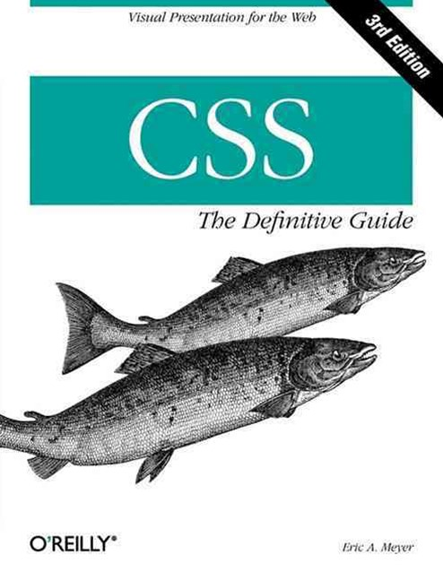 CSS -  The Definitive Guide
