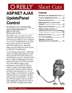 ASP.NET AJAX UpdatePanel Control