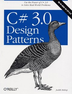 C# 3.0 Design Patterns by Judith Bishop, J. M. Bishop (9780596527730) - PaperBack - Computing Programming
