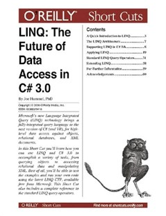 (ebook) LINQ: The Future of Data Access in C# 3.0 - Computing Networking