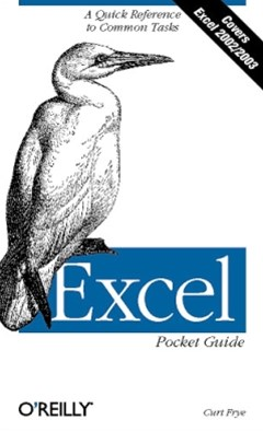 (ebook) Excel Pocket Guide