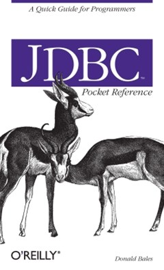 (ebook) JDBC Pocket Reference