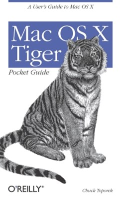 Mac OS X Tiger Pocket Guide