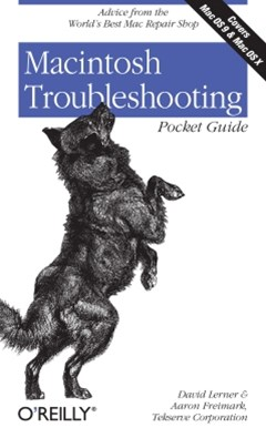 (ebook) Macintosh Troubleshooting Pocket Guide for Mac OS