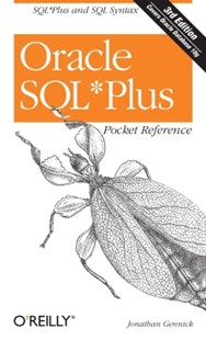 (ebook) Oracle SQL*Plus Pocket Reference - Computing Database Management