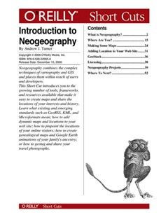 (ebook) Introduction to Neogeography