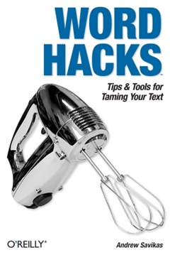 (ebook) Word Hacks