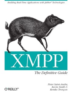(ebook) XMPP: The Definitive Guide - Computing Internet