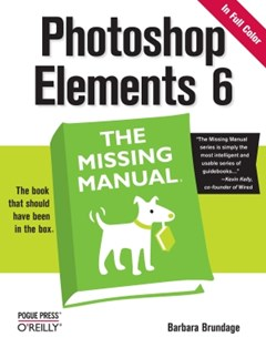 (ebook) Photoshop Elements 6: The Missing Manual