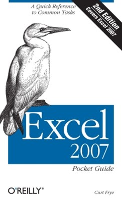 (ebook) Excel 2007 Pocket Guide