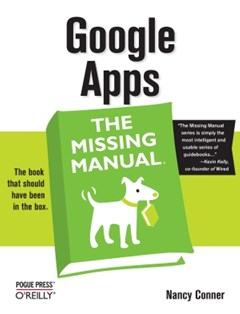 (ebook) Google Apps: The Missing Manual