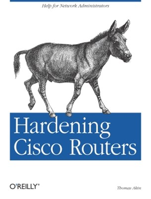 (ebook) Hardening Cisco Routers