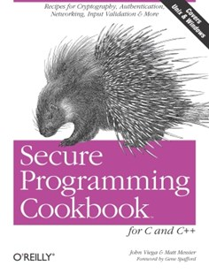 (ebook) Secure Programming Cookbook for C and C++ - Computing Programming
