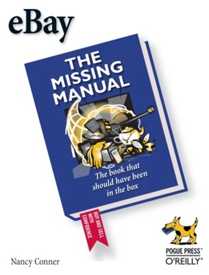 (ebook) eBay: The Missing Manual
