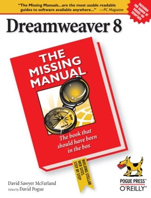 (ebook) Dreamweaver 8: The Missing Manual