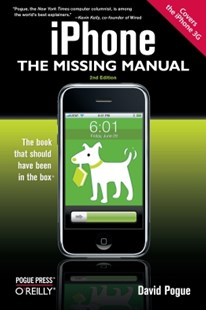 (ebook) iPhone: The Missing Manual - Computing Beginner's Guides