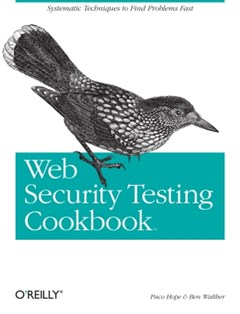 (ebook) Web Security Testing Cookbook