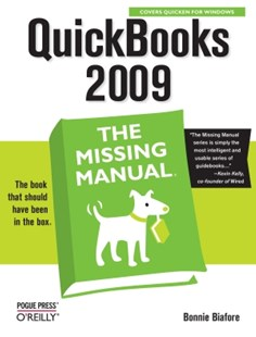 (ebook) QuickBooks 2009: The Missing Manual - Business & Finance Accounting