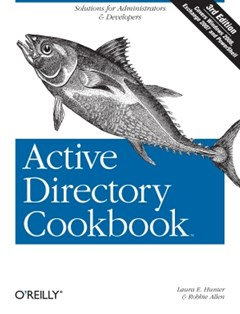 (ebook) Active Directory Cookbook