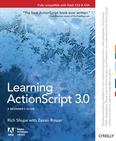 (ebook) Learning ActionScript 3.0