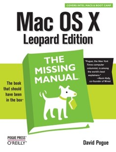 (ebook) Mac OS X Leopard: The Missing Manual - Computing Operating Systems