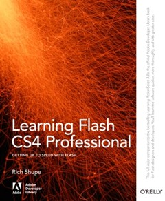 (ebook) Learning Flash CS4 Professional