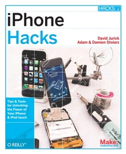 (ebook) iPhone Hacks - Computing Beginner's Guides