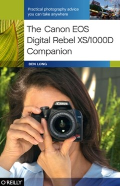 (ebook) The Canon EOS Digital Rebel XS/1000D Companion