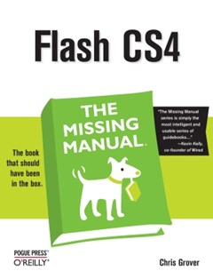 (ebook) Flash CS4: The Missing Manual