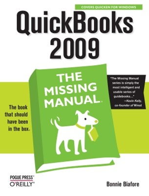QuickBooks 2009: The Missing Manual