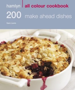 (ebook) 200 Make Ahead Dishes - Cooking Cooking Reference