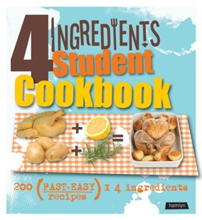 (ebook) 4 Ingredients Student Cookbook - Cooking Cooking Reference