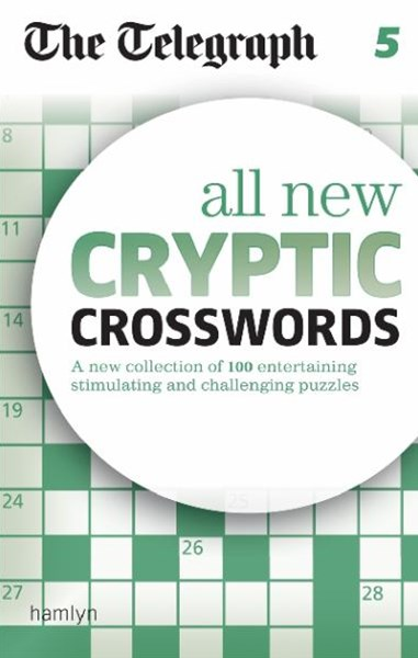 The Telegraph All New Cryptic Crosswords 5