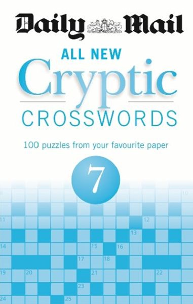 Daily Mail All New Cryptic Crosswords 7