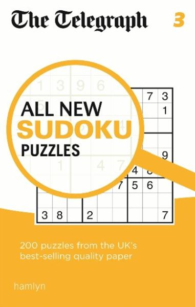 The Telegraph All New Sudoku Puzzles 3