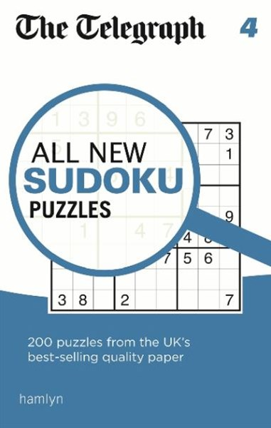 The Telegraph All New Sudoku Puzzles 4