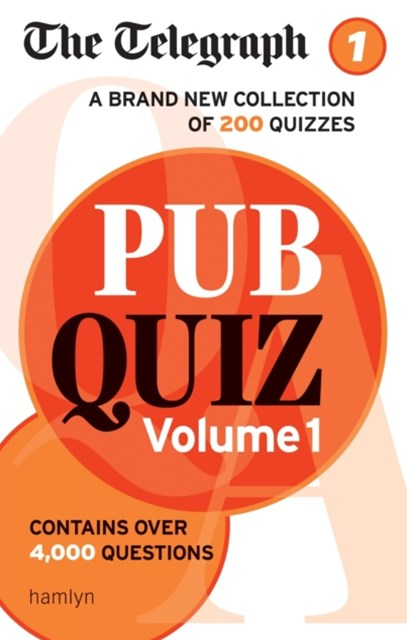 Telegraph: Pub Quiz Volume 1