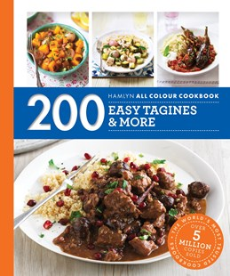 Hamlyn All Colour Cookery: 200 Easy Tagines and More by Hamlyn (9780600633419) - PaperBack - Cooking African