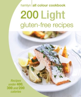 (ebook) Hamlyn All Colour Cookery: 200 Light Gluten-free Recipes