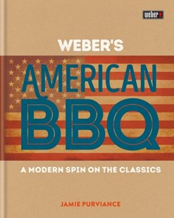 Weber's American Barbecue by Jamie Purviance (9780600634133) - HardCover - Cooking BBQ