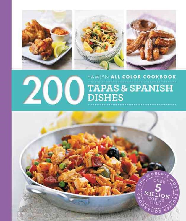 200 Tapas & Spanish Dishes