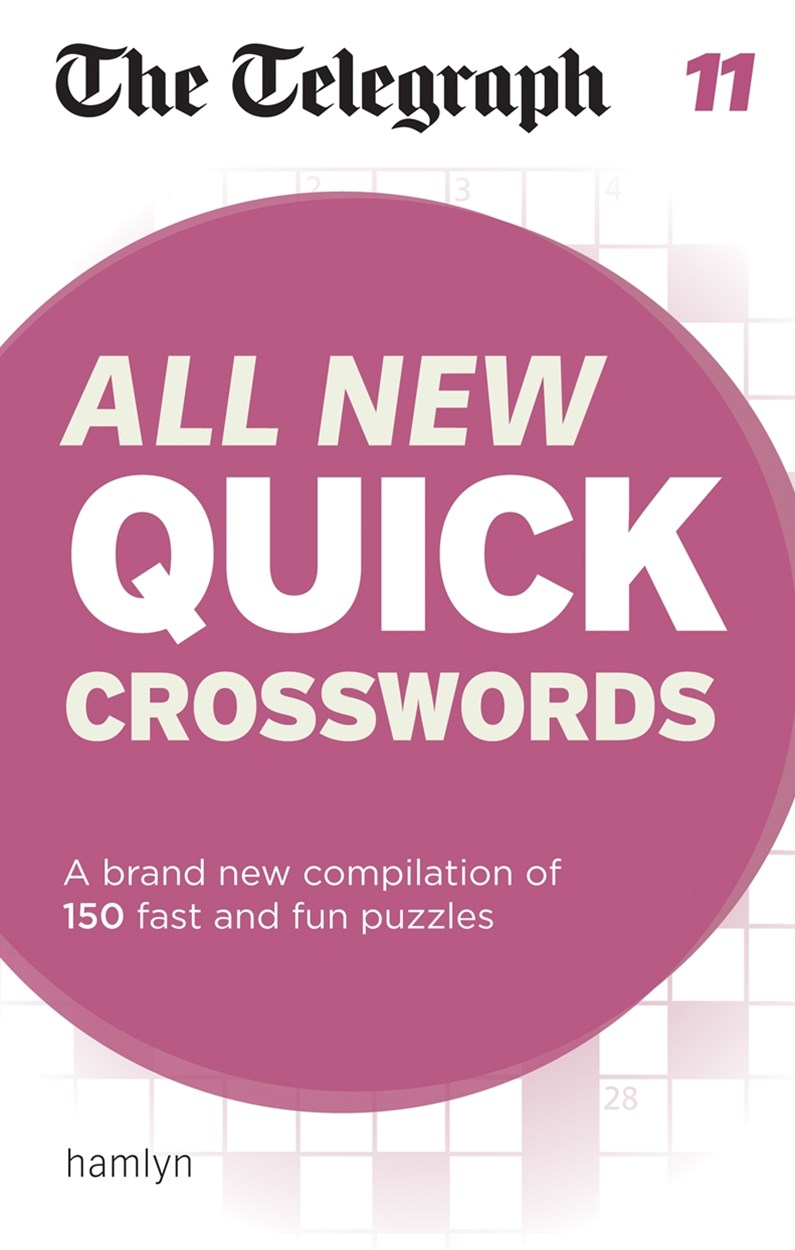 The Telegraph: All New Quick Crosswords 11
