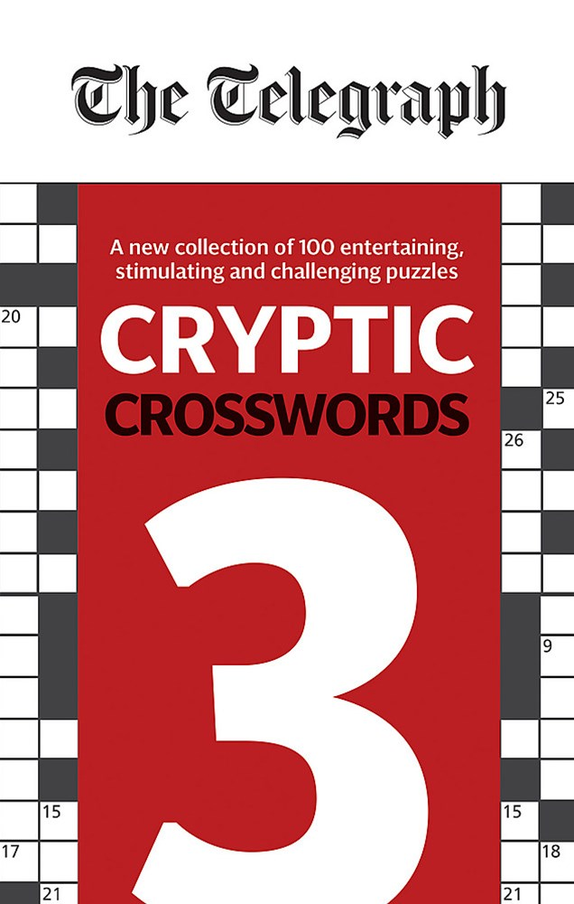 The Telegraph Cryptic Crosswords 3