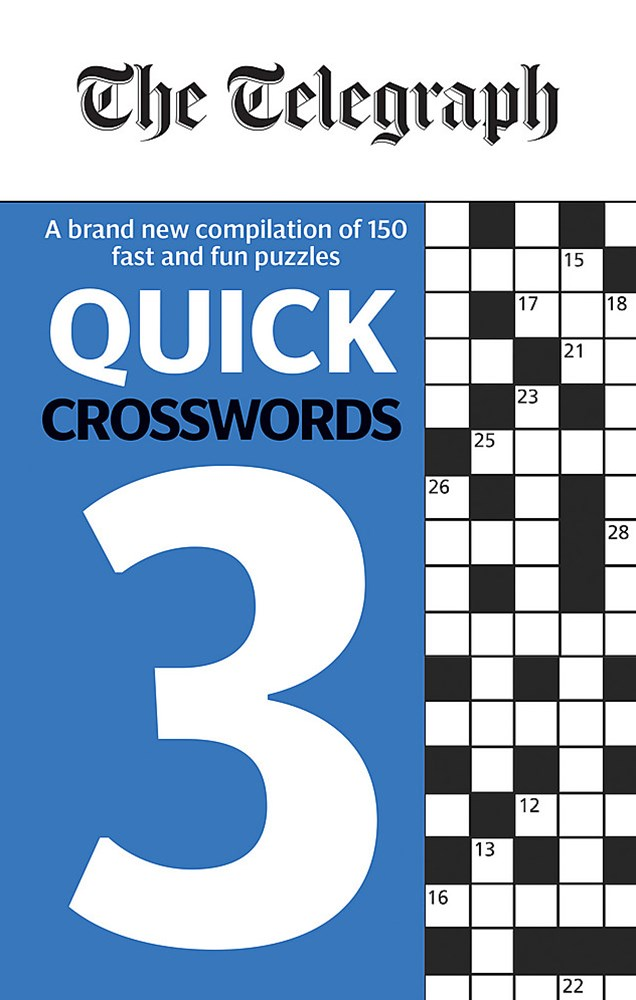 The Telegraph Quick Crosswords 3